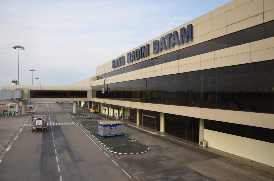 Bandara Internasional Hang Nadim