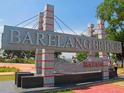 Spot Foto Jembatan Barelang