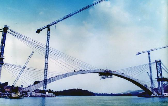 Pembangunan Jembatan Barelang