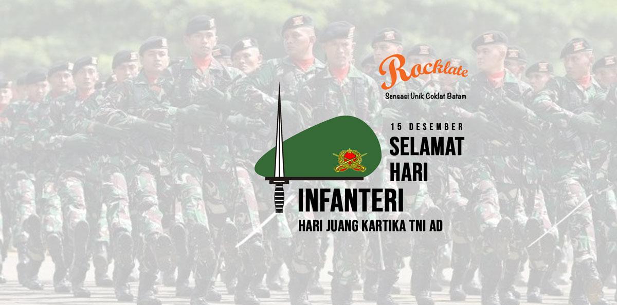 Hari Juang Kartika TNI-AD (Hari Infanteri)